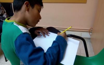 """Reforç escolar, suport i atenció a les famílies al SAFI  de l'Associació """"in via"""""""