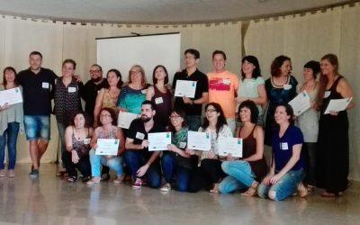 """Associació """"in via"""" participa a la Macroplenària del Programa Làbora"""
