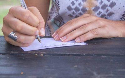 Carta d'una futura revolucionària dels drets de la dona