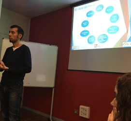 Jornada ABEONA. Projecte europeu entorn la inserció laboral de joves extutelats