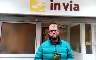 """Eduard Franco: """"Des dels 14 anys he volgut plasmar en un llibre la meva història"""""""