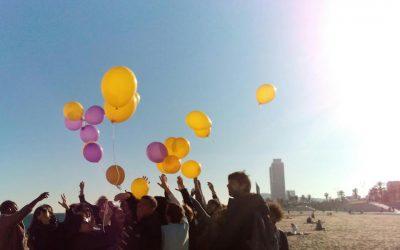 """Campanya publicitària """"in via"""" en col·laboració amb alumnes de la UPF"""