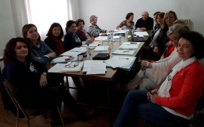 """""""in via"""" a l'Assemblea Nacional de ACISJF i a l'Assemblea General de FEPA 2017"""