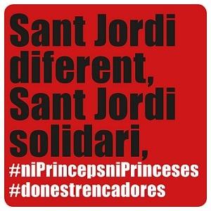 """Comparteix un Sant Jordi diferent i solidari amb """"in via"""""""