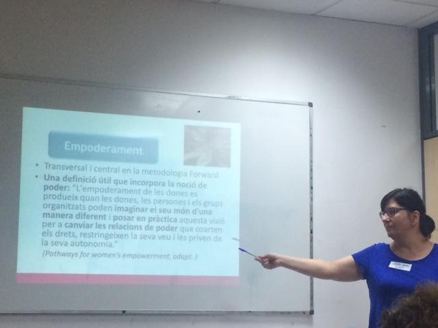 Participem al seminari de formació i intercanvi de la Fundació Surt