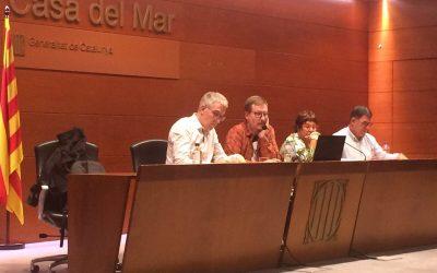Assistim a una sessió informativa sobre la Renda Garantida de Ciutadania