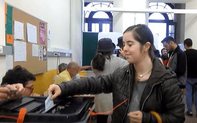 Dret a vot de les persones amb discapacitat intel·lectual: la perspectiva dels pares i mares.