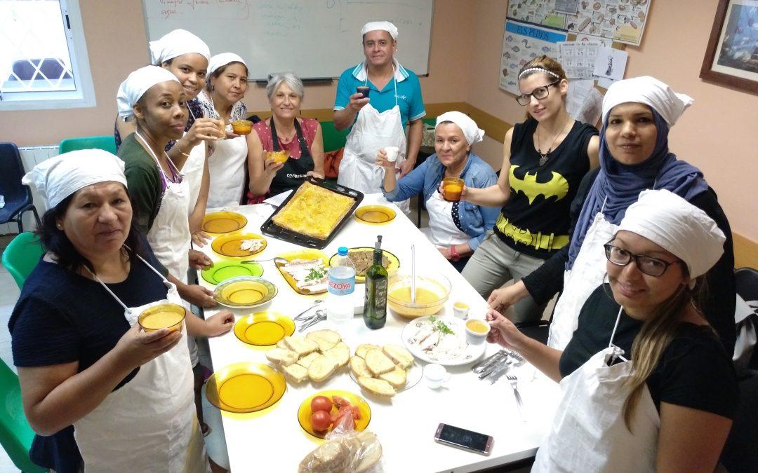 Acaba el programa de competencias laborales en el sector de la hostelería