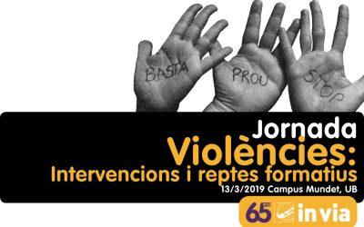 Jornada d'intercanvi de coneixement i formació sobre la prevenció de violències
