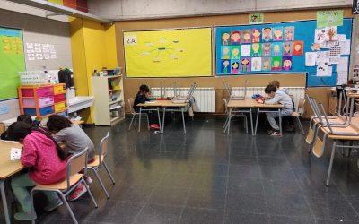Xerrades a escoles, reforç escolar, suport a adolescents… El Servei d'Atenció a Família i Infància no para!